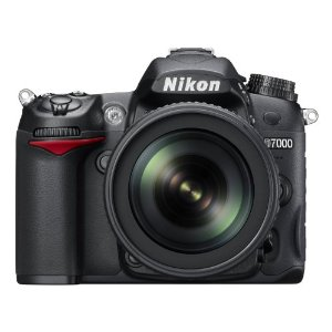 Nikon D7000 16.2MP DX-Format CMOS Digital SLR with 3.0-Inch LCD